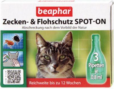 Beaphar - Zecken- und Flohschutz SPOT-ON für Ka...