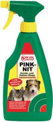 Pink-nit Hunde- und Katzenstopp 500 ml