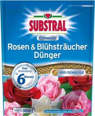 Substral Osmocote Rosen & Blühsträucher Dünger - 1,5 kg   Garten > Pflanzen > Dünger   substral