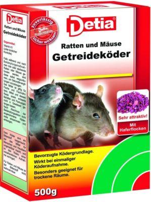 Ratten und Mäuse Getreideköder - 500 g