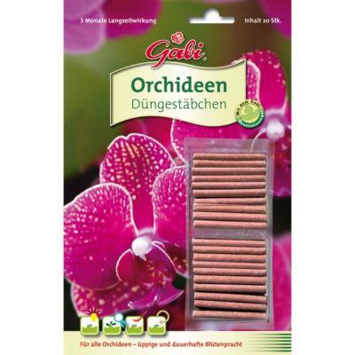 gabi GABI - Orchideen Düngerstäbchen - 20 Stück