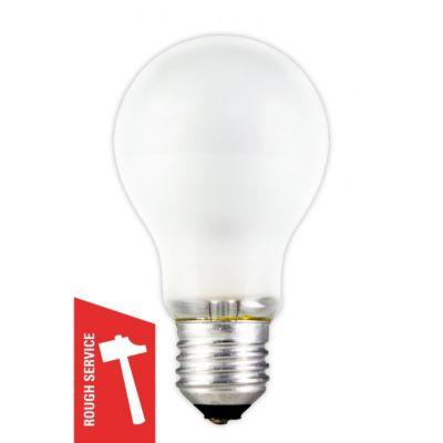 Glühlampe - GLS-lamp Frosted - E27, 240V - 25W