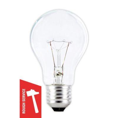 Glühlampe - GLS-lamp Clear - E27, 240V - 25W