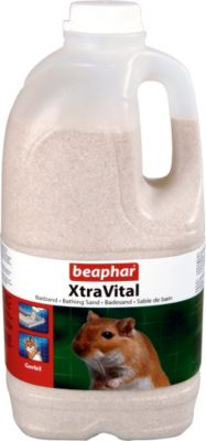Beaphar - XtraVital Rennmaus-Badesand - 1,3 kg