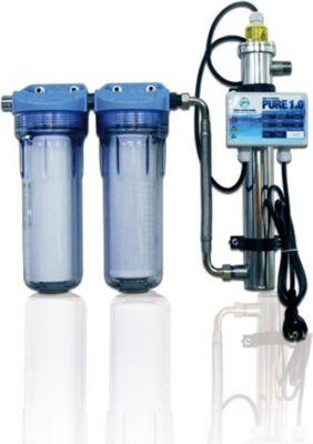 PURE G 2.0   11W   UVC Anlage Zur Trinkwasser Entkeimung