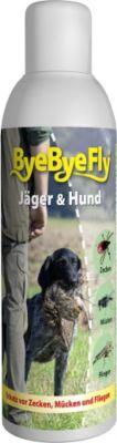 Jäger & Hund - Spray gegen Zecken, Mücken und Fliegen - 100 ml