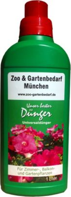 Unser Bester Dünger - Universaldünger - 1 Liter   Garten > Pflanzen > Dünger   gabi
