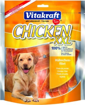 Vitakraft Hundesnack Chicken XXL Hühnchenfilet ...