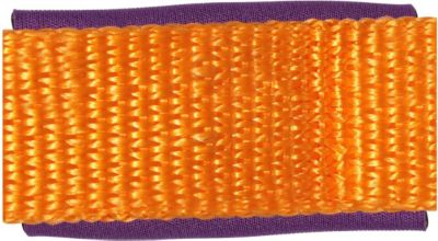 PFIFF Kunststoff-Halfter, unterlegt - orange - ...