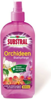 Substral Orchideen Blattpflege - 300 ml