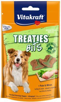 Vitakraft Hundesnack Treaties Bits, Pute und Mi...
