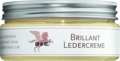 Plus B & E - Brillant Ledercreme - 250 ml