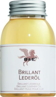 Plus B & E - Brillant Lederöl - 250 ml