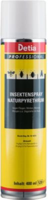 detia Detia - Insektenspray Naturphyretrum - 400 ml