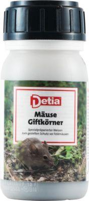 Detia - Mäuse Giftkörner (Giftweizen) - 180 g