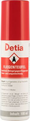 detia Detia - Fliegenteufel - 100 ml