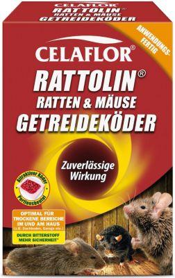 celaflor Celaflor Rattolin Ratten & Mäuse Getreideköder - 500 g