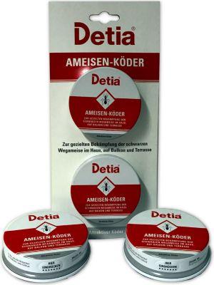 detia Detia - Ameisen Köderdose 4er Set