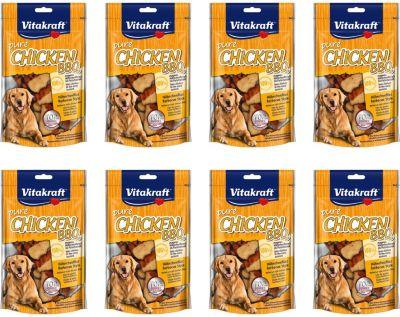 Vitakraft Hundesnack Chicken BBQ - 8 x 80 g