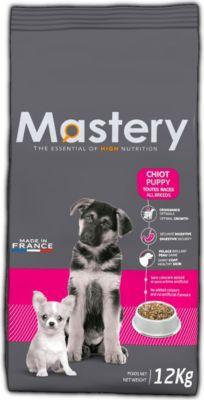 Mastery Hundefutter Puppy, Trockenfutter für We...