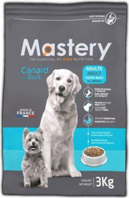 Mastery Hundefutter Adult Ente, Trockenfutter f...