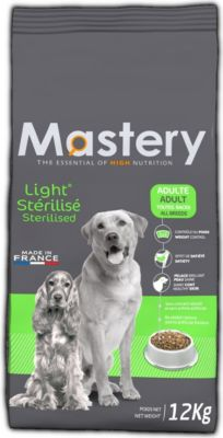 Mastery Hundefutter Adult Light, Trockenfutter ...