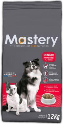 Mastery Hundefutter Senior, Trockenfutter für ä...