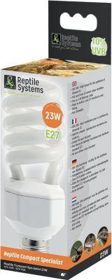 Reptile Systems - Reptile Lamp Specialist, E27 Kompaktlampe - 10% UVB, 23W - Preisvergleich