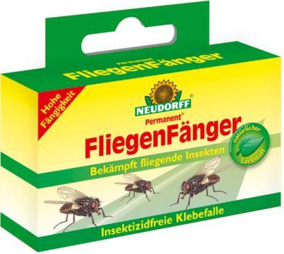 Permanent FliegenFänger 4 Stück