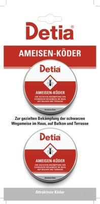 detia DETIA - Ameisen-Köder, Einzeldose, 2 Stück