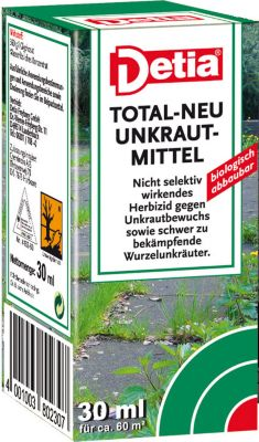 Total-Neu Unkrautmittel 30 ml