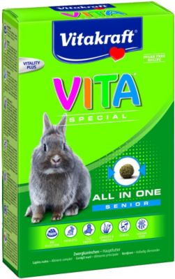 VITAKRAFT Vita Special Senior (Best Age) - Zwer...