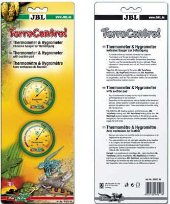 JBL TerraControl - Thermometer & Hygrometer