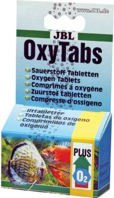 JBL OxyTabs - 50 Tabletten
