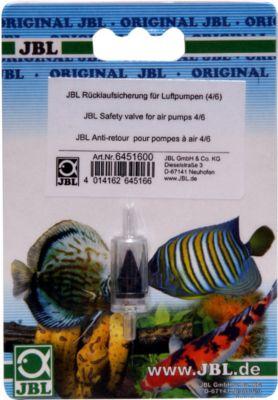JBL Rücklaufsicherung