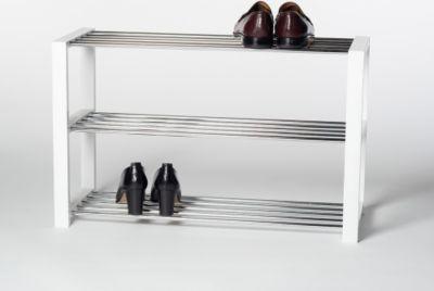jumbo m bel schuhregal luis in wei von jumbo m bel ean. Black Bedroom Furniture Sets. Home Design Ideas