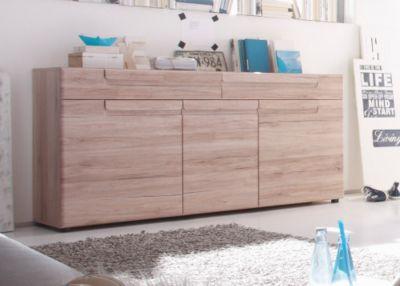 jumbo m bel delta couchtisch in san remo eiche hell mit. Black Bedroom Furniture Sets. Home Design Ideas