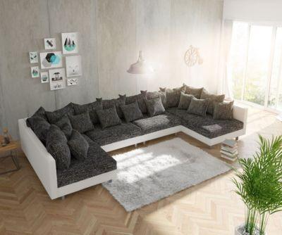 couch-clovis-xl-weiss-schwarz-wohnlandschaft-modulsofa