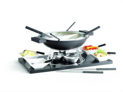 DOMESTIC Fondueset 20-tlg. | Küche und Esszimmer > Küchengeräte > Fondue | Domestic