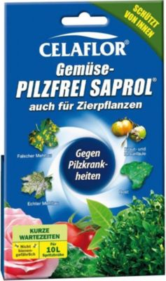 celaflor CELAFLOR® Gemüse-Pilzfrei Saprol, 4x4 ml