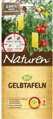 celaflor CELAFLOR® Naturen® Gelbtafeln, 7 Tafeln