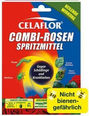 celaflor Celaflor Combi-Rosenspritzmittel - 4 x 25 ml