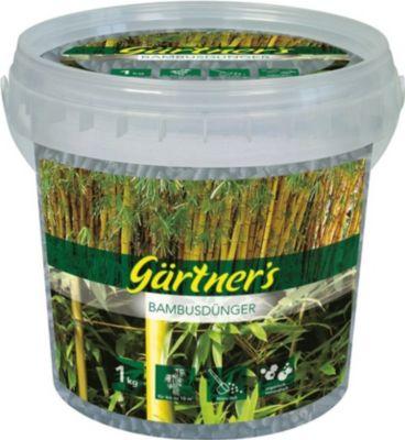 Gärtner´s  Bambusdünger,1 kg