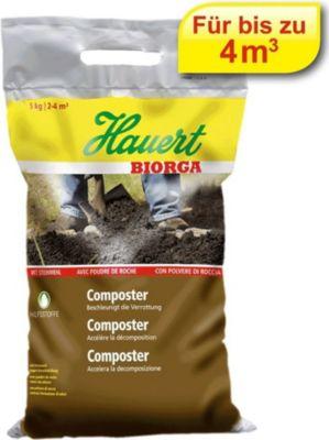 Hauert  Biorga Composter,5 kg Beutel