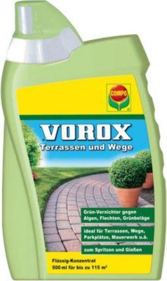 VOROX® Grünbelag Entferner 500 ml für 115 qm