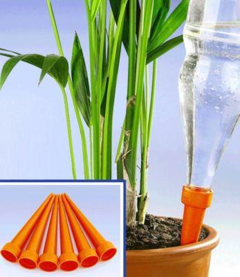 Wenko Bewässerungs-Spikes, Bewässerungshilfe, Wasserspender 6 Stück