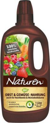 Baldur Garten NATUREN Bio Obst- und Gemüse-Nahrung 1 Liter Dünger