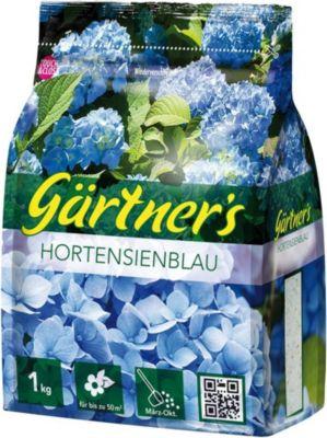 Gärtner´s Hortensiendünger ´Hortensienblau´, Blaumacher für Hortensien 750 g