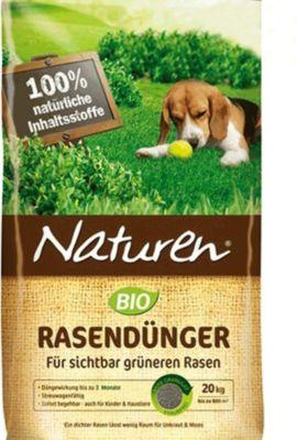 Naturen® BIO Rasendünger,2,8 kg