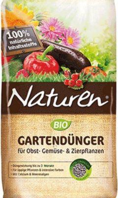 Naturen® BIO Gartendünger für Obst- Gemüse- & Z...